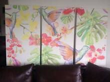 Temple and webster triptych, canvas, RRP 249 Mosman Mosman Area Preview