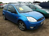 2005 FORD FIESTA ZETEC CLIMATE 16V NOW BREAKING FOR PARTS