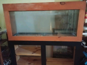 80 GALLON FISHTANK WITH ****STAND****
