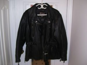 Lady's Motorcycle Jacket