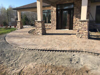 Paving Stone/Concrete contractor - Pour Boys