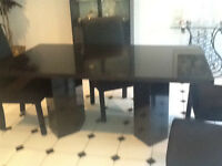 Beautiful dining-room set drastically reduced to sell