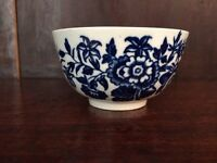 Worcester Tea Bowl c. 1770 Antique
