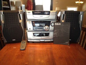 Mini Stereo System - Moving Sale