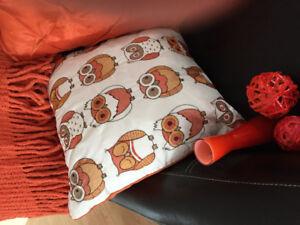 Ensemble décorations Orange