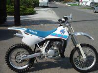 1992 Yamaha WR 500
