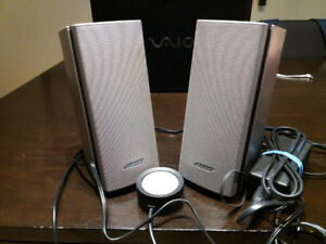 Bose Companion 2 Speakers/brand new