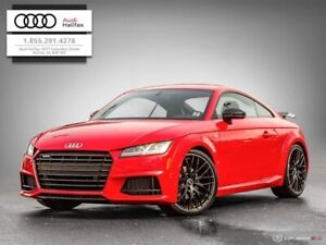2018 Audi TT Competition Package