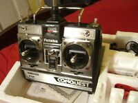 new old school R/C radio