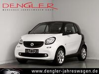 Smart FORTWO 66KW TWINAMIC*AUDIO*LED*PANO*SHZ Passion