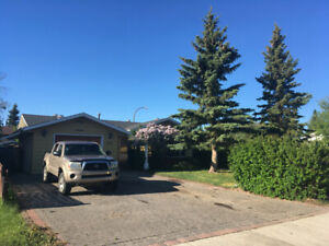 Pet Friendly 3 bed+den/2.5 bath FULL Home in Thickwood