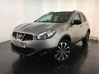 2013 63 NISSAN QASHQAI 360 DCI NISSAN SERVICE HISTORY FINANCE PX WELCOME