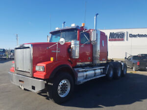 "2011 Western Star 54"" Bunk 4 Axle"