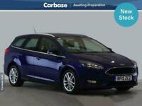 2015 Ford Focus 1.5 TDCi 120 Zetec 5dr ESTATE Diesel Manual