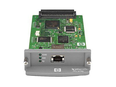 1000base Hp 635n Card Hp Designjet T1100 T610 500 510 800ps Network Card