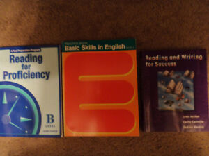 Remedial Language Books-Reading,Writing,Spell- skill development
