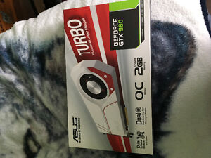 Asus GeForce GTX 960 Turbo OC 2gb Graphics card BEST DEAL