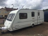 1999 COMPASS 4/5 BERTH SUPER TOURER