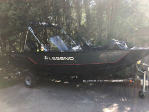 For Sale - 2018 Legend 18 XTR - LIKE NEW!! Many Upgrades!!