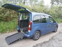 2012 Peugeot Partner Tepee PARTNER TEPEE S E HDI AUTOMATIC WHEELCHAIR ACCESSI...