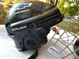 Bauer junior helmet