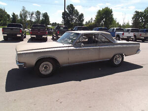 1965 DODGE CORONET ORIGINAL USA, GARAGE KEPT!!TRADES!!