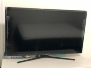 90% new Samsung smart TV 55 inch for sale 350 with warranty