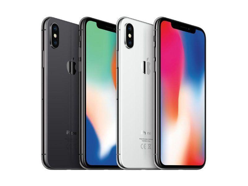 Apple iPhone X - Spacegrau - Silber - 64GB - 256GB - WOW