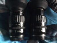 CANON EF USM 35-135mm ULTRASONIC AUTOFOCUS ZOOM LENS