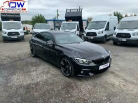 image for 2019 69 Reg BMW 420D Gran Coupe M Sport Auto Black Ed 16k