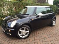 Mini Cooper 1.6 2005 55 Reg***Low Miles***