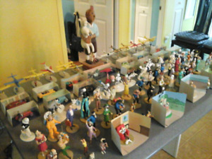 Collection tintin