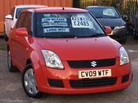 2009 SUZUKI SWIFT Gl 1.3