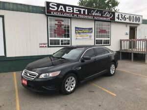 2010 Ford Taurus SE LOCAL TRADE CERTIFIED