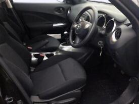 2013 NISSAN JUKE 1.5 dCi Visia 5dr SUV 5 Seats