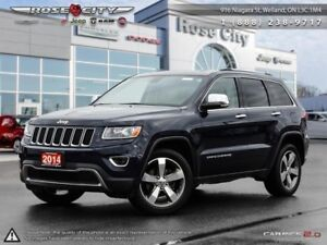 2014 Jeep Grand Cherokee Limited  - Leather Seats