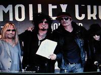 Motley Crue... The Final Tour ---- Saturday Dec 12, 2015---