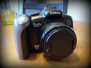 CANON PowerShot SX10 IS + 8Gb SD