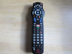 CABLE - PVR - DVD - TV - VCR - AUDIO - UNIVERSAL REMOTE CONTROL