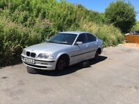 BMW 330d all parts available