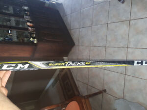 Ccm pro stock  super tacks 2.0 right handed