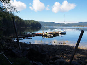 Okeover Inlet Oyster Lease