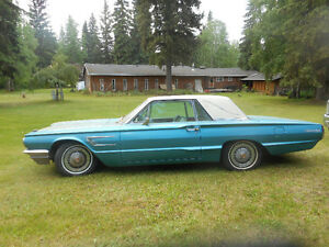1965 Ford Thunderbird Coupe (2 door) Prince George British Columbia image 2