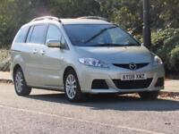 2008/08 Mazda Mazda5 2.0 ( 146ps ) auto TS2, 12 MONTHS COMPREHENSIVE WARRANTY