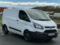 2015 Ford Transit Custom 2.2 TDCi 100ps Low Roof Van PANEL VAN Diesel Manual