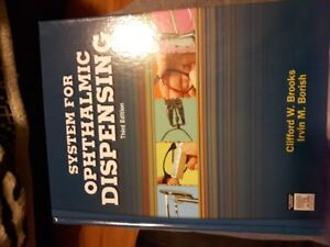 System for Ophthalmic Dispensing  third Edition