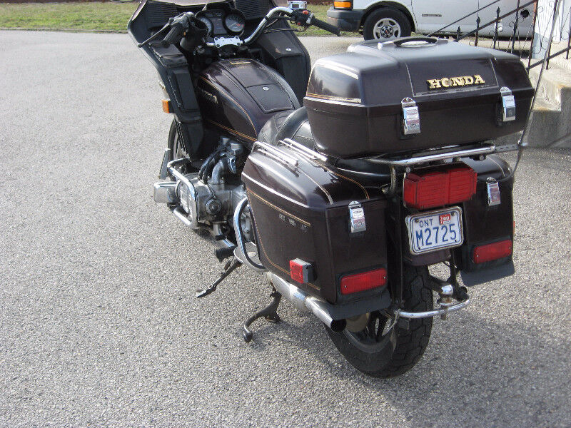 1981 honda gl-1100 goldwing parts bike | Motorcycle Parts ...