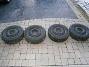 Goodyear Nordic Snow Tires For Sale