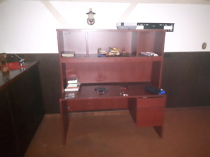 Computer desk LOWERED FROM 130 TO 105