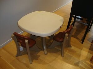 step 2 childs play table
